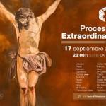 PRESENTADOS LOS ACTOS DE CULTO EXTRAORDINARIO SEPTIEMBRE 2016