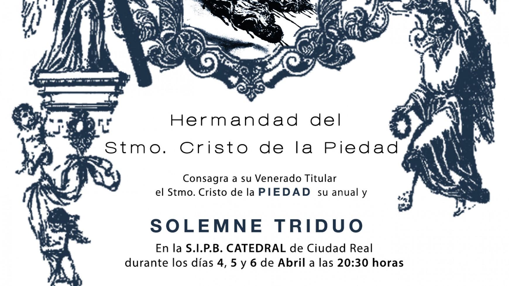TERCER DÍA DE TRIDUO Y JURA DE REGLAS